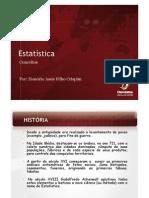 (Revisão de Estatística -Conceitos [Modo de Compatibilidade])