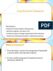 Introduction to Engineering Economic Analysis