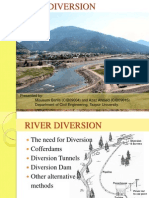 River Diversion