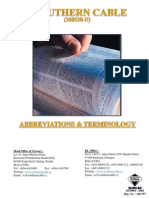 22 - Abbreviations and Terminology
