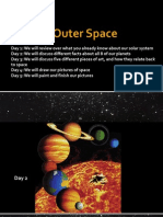Art and Outer Space