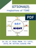 Prepositions 2