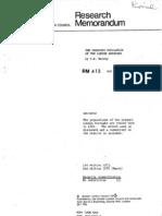 Research Memorandum 413