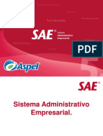 Software Aspel SAE 5.0 www.logantech.com.mx Mérida, Yuc.