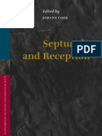 Textual Criticism of the Hebrew Bible, Qumran, Septuagint: Collected Essays, Volume 3