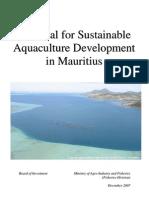Aquaculture Opportunities
