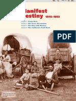 manifest destiny text