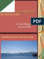 Ansiedad en Oncología