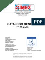 catálogo general herramientas especiales Loimex