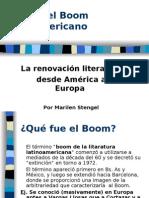Los 60 y el Boom Latin american literature