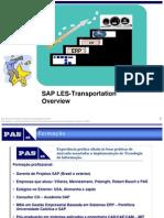 SAP Overview - LES Transportation