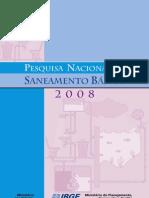 IBGE - Plan Nac Sane Amen To 2008