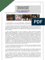 111. FORMACION DE FORMADORES. REFLEXIONANDO JUNTOS. INICIO DEL AÑO ACADEMICO