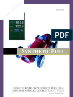 Synthetic Fuel