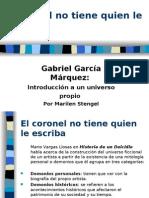 El Coronel No Tiene Quien Le Escriba - Gabriel Garcia Marquez