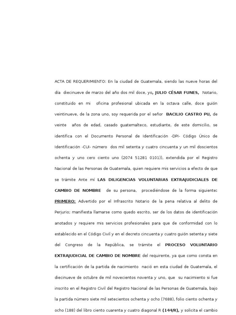 Lujoso Cambio De Nombre En Certificado De Nacimiento De California ...