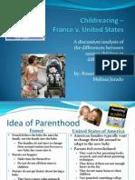 France v. America