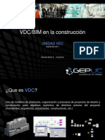 GEPUC - VDC BIM