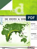 Verd 38 - De Kyoto a Durban
