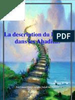La Description Du Paradis Dans Les Ahadiths