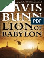 Lion of Babylon by Davis Bunn - Chapters 1-4