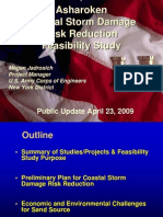 USACE Asharoken Feasibility Study Slides