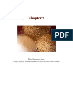How to Bake Chapter 7 the Sweeteners