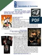 2009 Cine - Fin de Semana Largo