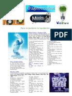 2011 - Sugerencias musicales para no perderse la liquidación