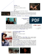 Catálogo Cine de temática gay Nº 12 - Anexo