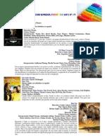 Catálogo Cine de temática gay Nº 14
