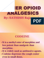 Other Opioid Analgesics