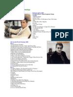 Discos de Plácido Domingo