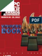 Ganadores Del Premio Especial Pollie Awards 2012