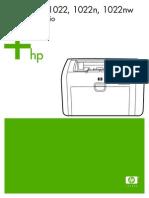HP LaserJet 1022, 1022n, 1022nw
