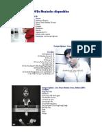 DVDs Musicales Varios