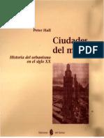 Peter Hall Ciudades Del Manana