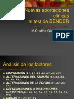 Nuevas aportaciones clínicas BENDER