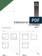 Ejecicios de Isometric A Nivel 1