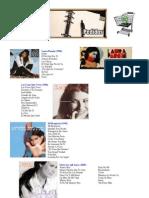 Laura Pausini- Linda Ronstadt - Rubén Blades - Marc Anthony