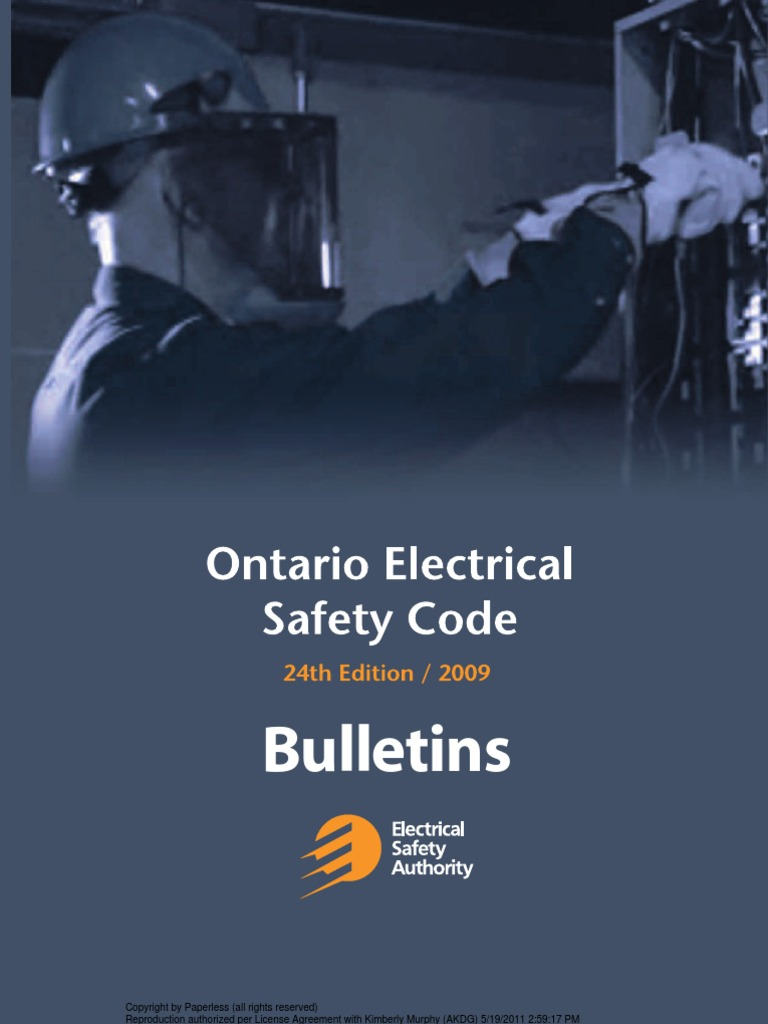 Electrical safety code bulletins 2009 electrical wiring cable keyboard keysfo Choice Image