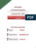 conceitos básicos de informática (curso tce) 2012