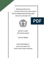 Proposal Block Grant