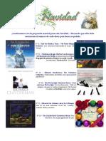 Navidad 2009 - Catálogo Música 2