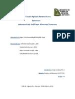 Guevara 13302, Intriago 13240, Ixcotoyac 13190, Gonzalez 13002. Lab 3 % de Humedad y Actividad de Agua QQ AA.doc.