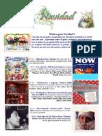 Navidad 2009 - Catálogo Música 3