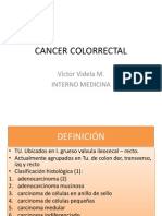 Cancer Color Rectal