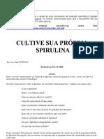 8 Cultive sua própria Spirulina