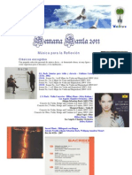 Semana Santa 2011 - Música para la Reflexión