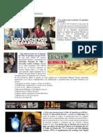 Series chilenas de contenido histórico y documentales